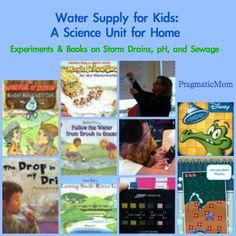 A Unit Study on Water Supply.