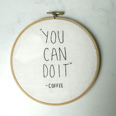 Hey, I found this really awesome Etsy listing at https://www.etsy.com/uk/listing/263847006/funny-embroidered-quote-you-can-do-it