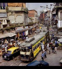 Calcuta, India, 1966