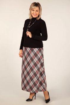 Теплые юбки (91 фото): длинные и миди, зимние и осенние ...
