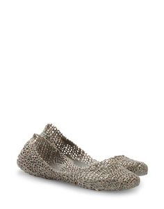 Melissa shoes x Campana Crochet Shoes, Crochet Slippers, Melissa Shoes, Antique Lace, Crazy Shoes, Sock Shoes, Ballet Shoes, Footwear, Shoe Bag