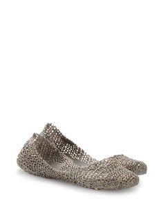 Melissa shoes x Campana