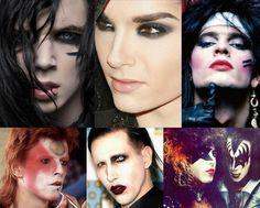 The Evolution Of Glam Rock Fashion