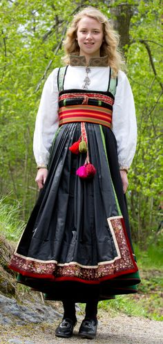 Flott Bunadsdag på Norsk folkemuseum - Magasinet Bunad