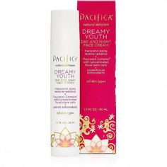 OMG. Gotta have this: Pacifica Dream Youth Day & Night Face Cream #NaturalFaceCream Natural Face Cream, Natural Skin Care, Night Face Cream, Diy Beauty Face, Youth Day, Now And Forever, Stem Cells, Beauty Hacks, Face Masks