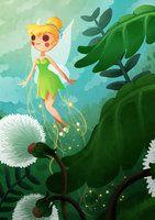 Tinker Bell by Nokiramaila