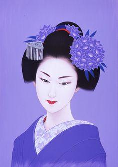 「鶴田一郎」画伯の作品の紹介 の画像 日本や世界の国々の文化・芸術・歴史等を紹介