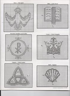 pg 7 - 55 Favorite Christian Symbols