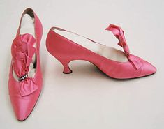 Shoes    Roger Vivier, 1956-1958    The Metropolitan Museum of Art