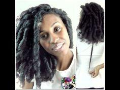 How I Grew My Hair to Waist Length - YouTube
