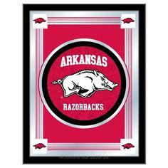 Arkansas Razorbacks Logo Mirror