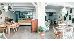 Restaurante La Regadera; lluvia fresca para un estilo muy cordobés  #leblume #Cordoba
