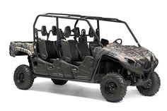 New 2017 Yamaha Viking VI EPS ATVs For Sale in South Carolina. The Viking VI EPS offers class-leading passenger capacity and comfort for tough terrain in a quiet and smooth-riding machine.