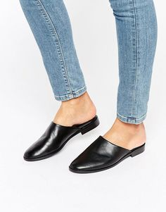 The New Look Clean Mules is the modern-boho must have! Add this shoe to your closet for every look - get even more style and shopping inspiration on http://jojotastic.com/shop-my-favorites/