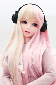 bjd so pretty Ooak Dolls, Blythe Dolls, Barbie Dolls, Pretty Dolls, Beautiful Dolls, Duncan, Kawaii Doll, Realistic Dolls, Smart Doll