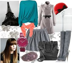 """Paris is always a good idea!"" by catgoddess ❤ liked on Polyvore"