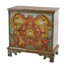 Check out the Ultimate Accents 48487CH Myriad Circus Chest