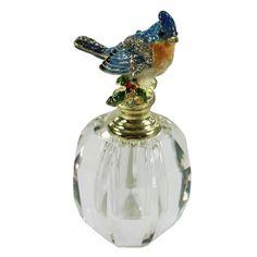 Flakon für Parfum SWEET BIRD - aus Glas