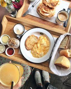 Os 10 melhores cafés da manhã do mundo - Danielle Noce