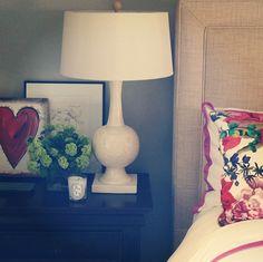 Nightside table styling Bedroom Color Schemes, Bedroom Colors, Bedroom Ideas, Dresser Top Decor, Old Cabinet Doors, Modern Bedside Table, Rattan Side Table, Side Table With Storage, Living Room Cabinets