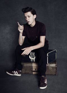 #TomHolland my heart hurts