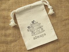 Hey, I found this really awesome Etsy listing at https://www.etsy.com/listing/152025150/24-wedding-favor-bags-muslin-3-x-5