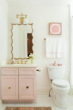 Little Girl Bathroom Decor. 20 Little Girl Bathroom Decor. 10 Little Girls Bathroom Design Ideas Girl Bathroom Decor, Gold Bathroom, Bathroom Kids, Bathroom Interior, Home Interior, Small Bathroom, Design Bathroom, Bathroom Things, Bathroom Beach