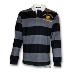 Neff Rugby Polo Shirt