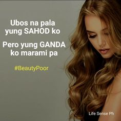 Tagalog Quotes Funny, Pinoy Quotes, Hugot, Pick Up Lines, Long Hair Styles, Feelings, Pickup Lines, Long Hairstyle, Long Haircuts