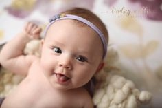 purple and white 3 month portraits 3 month baby portraits knoxville baby photographer Baby Portraits, Photographing Babies, Baby Month By Month, Baby Photographer, Photography, Purple, Photograph, Fotografie, Photoshoot