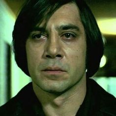 NO COUNTRY FOR OLD MEN ☆☆☆ Javier Bardham