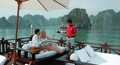 Hundreds of vacationer businesses, equally domestic and global, created their excursions on cruises all around HaLong luxury cruises , supplying travelers with a extensive selection of choices for their journeys to appreciate the distinctive splendor of the bay, which lies along the Hon Gai coastal city in Quang Ninh province.