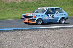 Ford Fiesta XR2i - Scottish Classic Sports & Saloons Championship