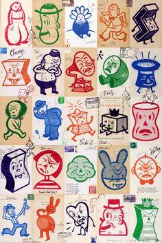 Illustrator: Gary Taxali - http://www.garytaxali.com