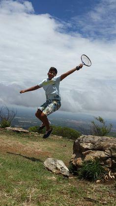 Kishen the sport shot by me @ nandi hills near namma Bengaluru