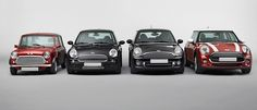 MINI Cooper History - Learn about the rich history of one of the most iconic small compact cara, the Mini Cooper: http://www.ruelspot.com/mini-cooper/the-history-of-a-legend-the-mini-cooper/ #MINICooper #MiniCooperHistory #MINI