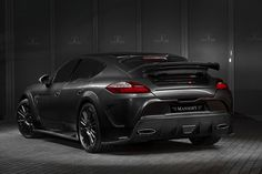 Photo Porsche Panamera Turbo S ( MansorY LIMITED EDITION ) by Chensan by  Chensan on 500px