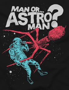 Man or Astro Man? Poster