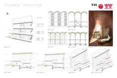 """Galería de """"Vivienda Unifamiliar Regional. 32 Entidades, 32 Arquitectos, 32 Propuestas"""": Arquitectos mexicanos realizan prototipos de vivienda mínima - 13"""