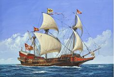 Olaf Radhart - Galeaza española, siglo XVI