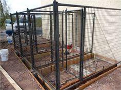 AZ How To Build A Dog Kennel Phoenix Arizona