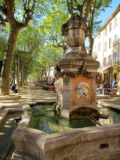 Provence Living Founder Shares the Resources you need for Life in the South of France - Perfectly Pr Oh The Places You'll Go, Cool Places To Visit, Walking Paths, Provence France, French Countryside, Le Moulin, South Of France, Weekend Getaways, Beautiful Places