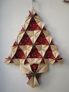 Patchwork y algo más: Árbol de Navidad
