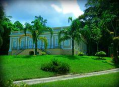 Casa Barão de Mauá, fotografada por Felipe Leonello. Petrópolis/RJ