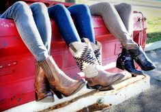 Step into winters with a perfect pair of trendy boots!