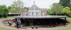 Serpentine Gallery Summer Pavilion:  Herzog & de Meuron and Ai Weiwei