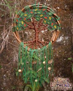 Filtro dos Sonhos Árvore da Vida 12cm Filtro dos Sonhos Árvore da Vida 12cm #setimadimensaomacrame #filtrodossonhos #dreamcatcher #atapasuenos #macrame #tree #arvoredavida #arvore #arbol #arboldelavida #treeoflife #tree #of #life #árvore #da #vida #filtro #dos #sonhos