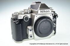 NIKON Df Body 16.2 MP Digital Camera Shutter Count 12625 Excellent+ #Nikon