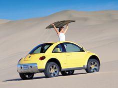 Volkswagen New Beetle Dune Concept '2000