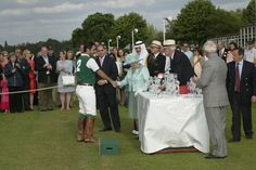 GCC Cup presented by The Queen.
